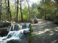 Balcones Park trail