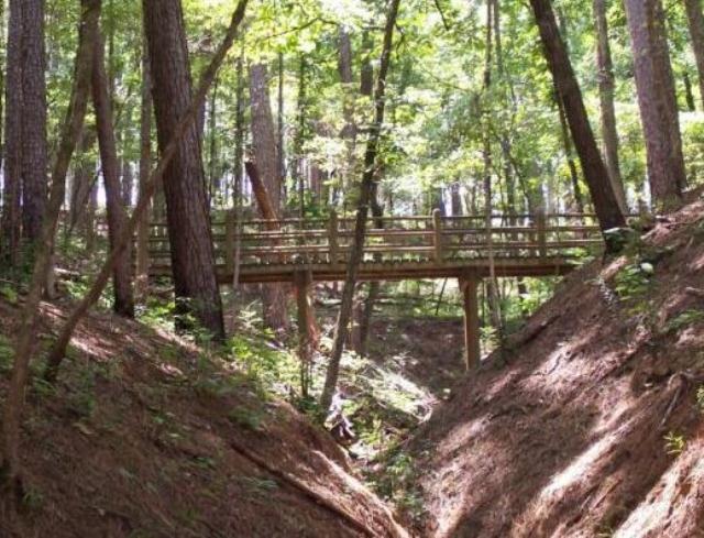 Big Pine Trail Bridge
