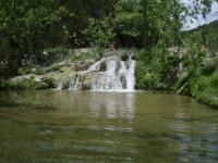 One of the many falls