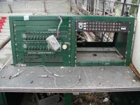 This control panel was used for many performances in the Coliseum, but no more.