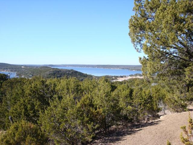 View of Possum Kingdom Lake