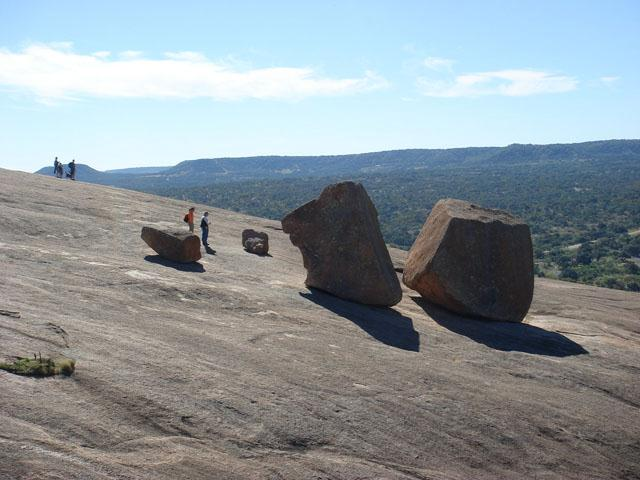 Rock Slide!
