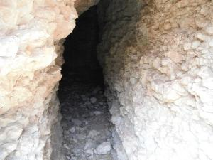 one of the caves