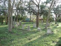 The heart of the cemetery