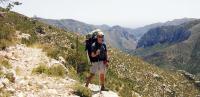 McKittrick Ridge trail