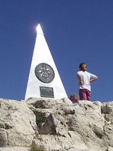 Guadalupe Peak Monument