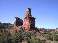 Lighthouse - Palo Duro Canyon