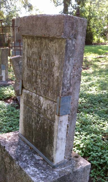Tombstone Repair