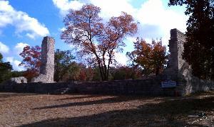 Salado College Ruins
