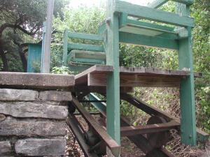 Lime Cart Closeup
