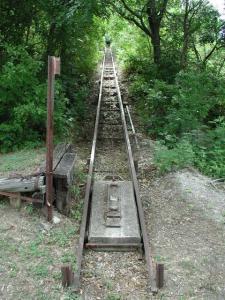 Lime Cart Rail