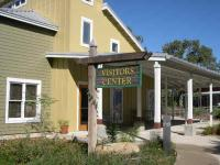 McKinney Roughs Visitor Center