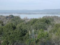 Lake Buchanan as seen from Faris Lookout.