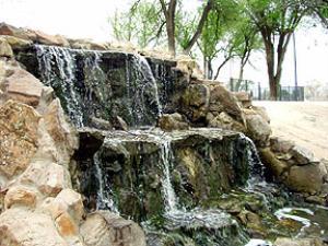 Lakeside Park, Andrews, TX