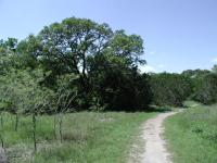 What the city calls the 'Equestrian Trail' provides some of the best trails in the park.