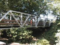 Bridge over Waxahachie Creek