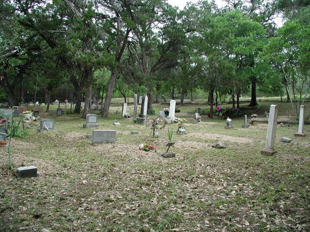 Preece Cemetery