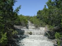 Although the trail at Mount Bonnell is short, there is quite a bit of stairs to climb, both natural and man-made.