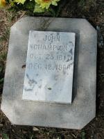 Grave Marker
