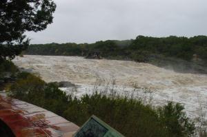 Pedernales Flooding