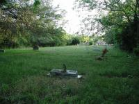 From the back of the cemetery looking to the entrance