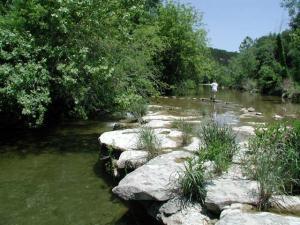 Crossing Bull Creek