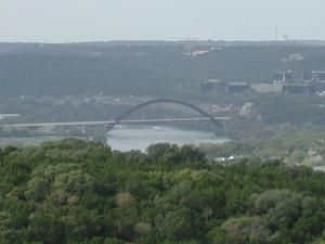 The Bridge closeup