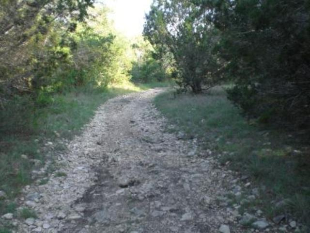 Near Start of Joe Johnston Trail