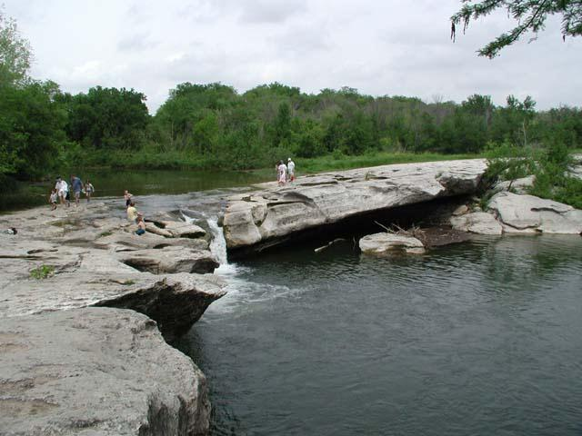 Upper McKinney Falls