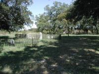 Several of the graves at Pond Springs feature iron fencing.