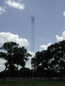 Zilker Park Moonlight Tower