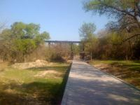 Phase III of the Trail- Cedar Park extension