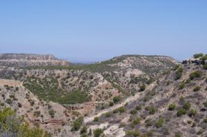 View from Upper Canyon Trail