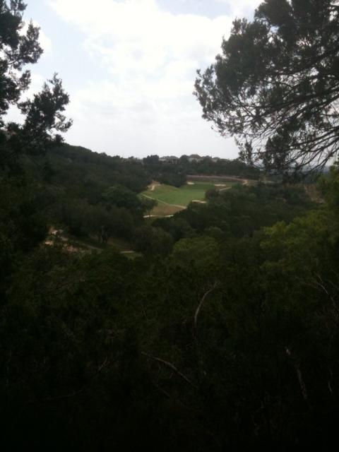 Golf Course view