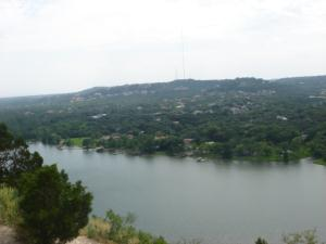 View from Mt Bonnell