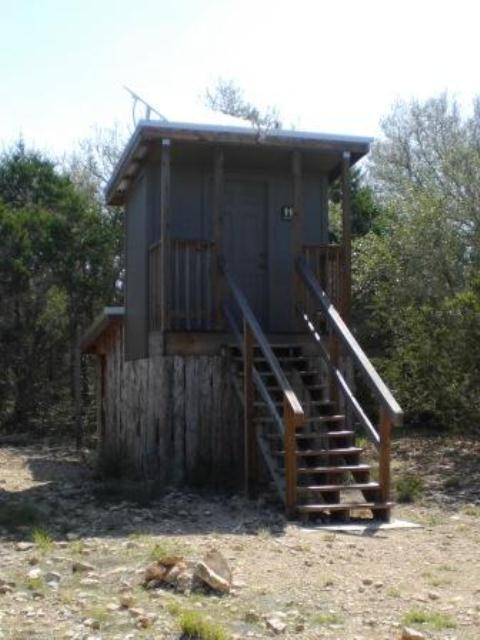 Trail restroom