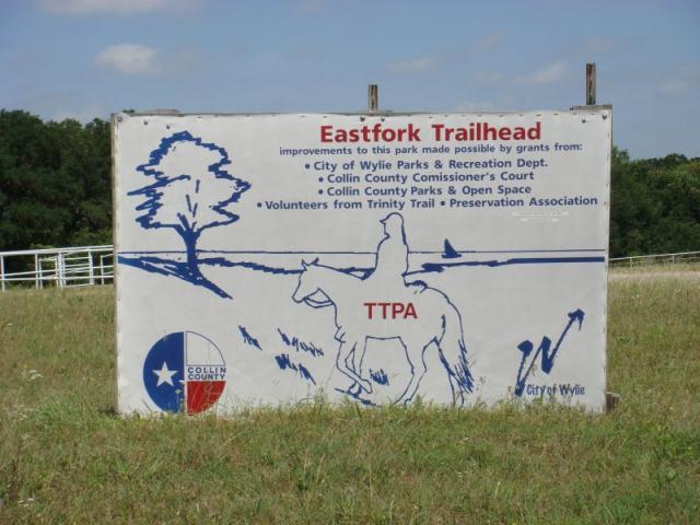 East Fork Trailhead