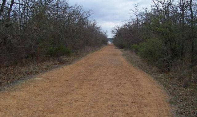 West perimeter multi-use trail