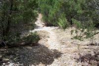 Buckeye Creek crossing