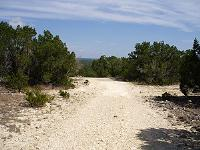 Pedernales Falls - Wolf Mountain Trail